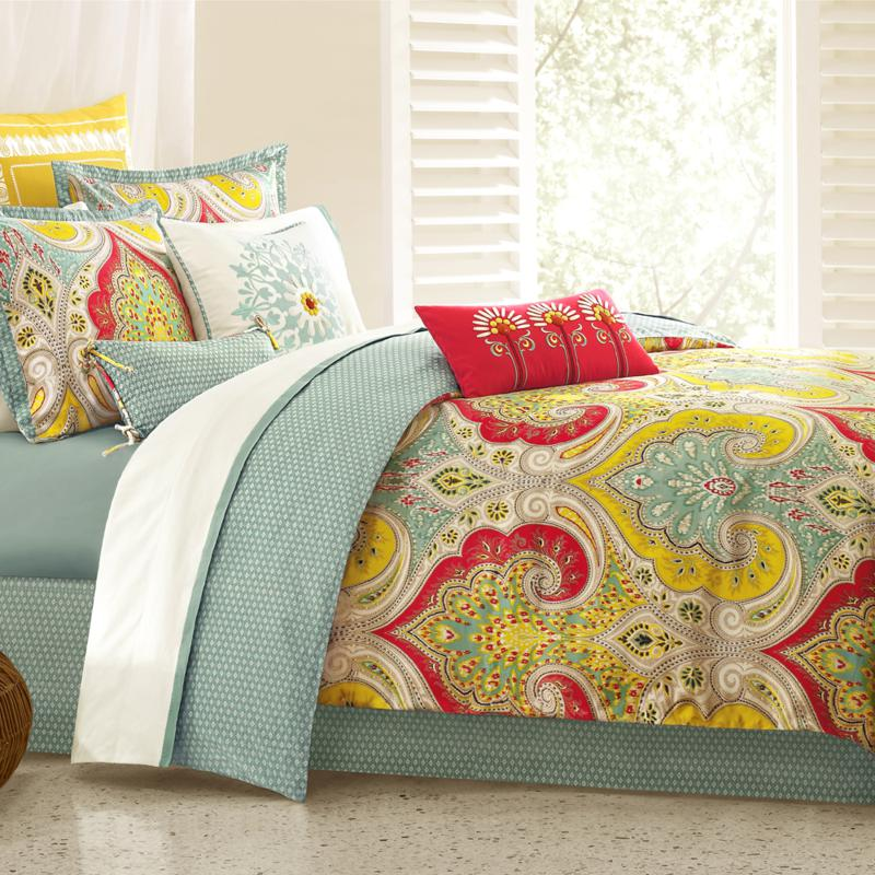 Echo Jaipur Comforter Set - Full