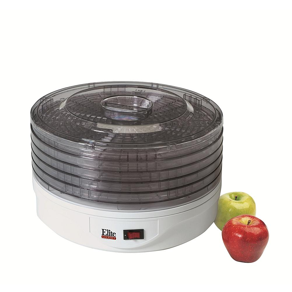 Elite Elite Gourmet 5-Tray Rotating Food Dehydrator