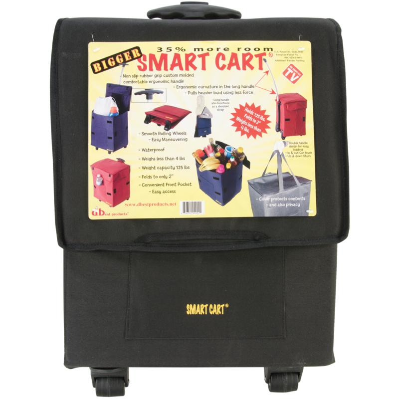 Dbest Bigger Smart Cart - Black