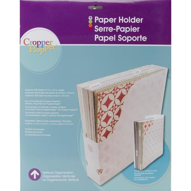 Cropper Hopper Advantus Cropper Hopper Paper Holder