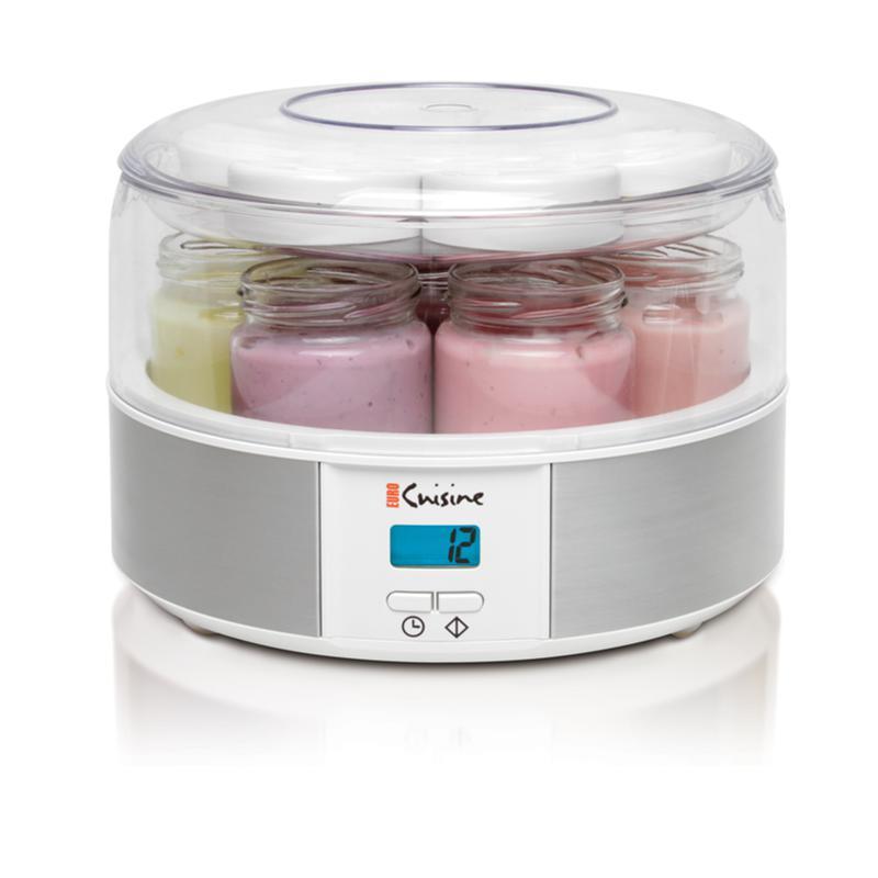 EuroCuisine Euro Cuisine Digital Yogurt Maker
