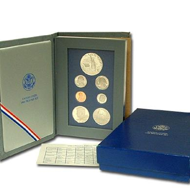 HSN 1986 Prestige Proof Set