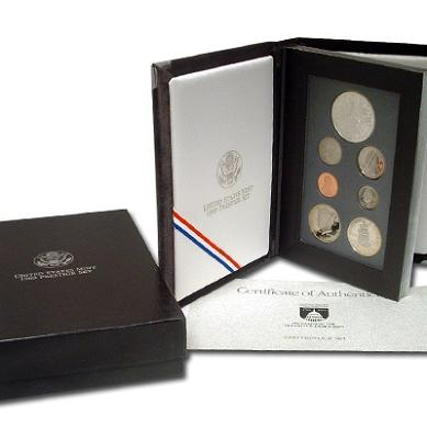 HSN 1989 Prestige Proof Set