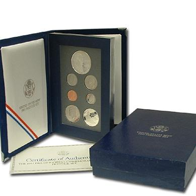 HSN 1993 Prestige Proof Set