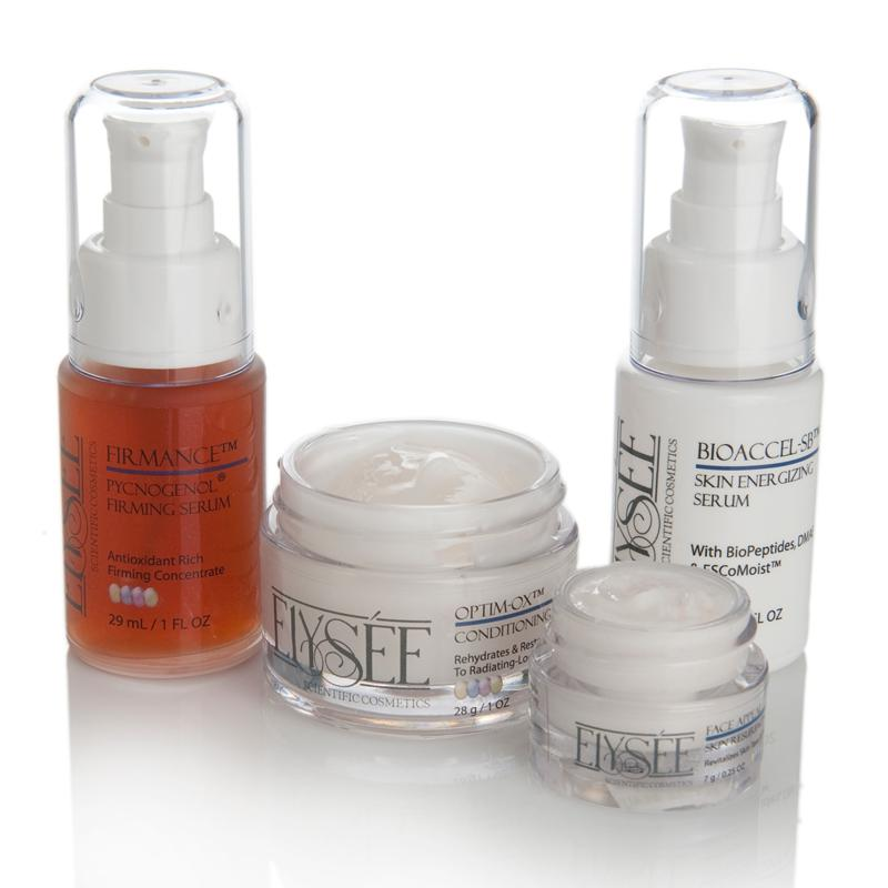 Elysee Beautiful Skin Essentials 4-piece System