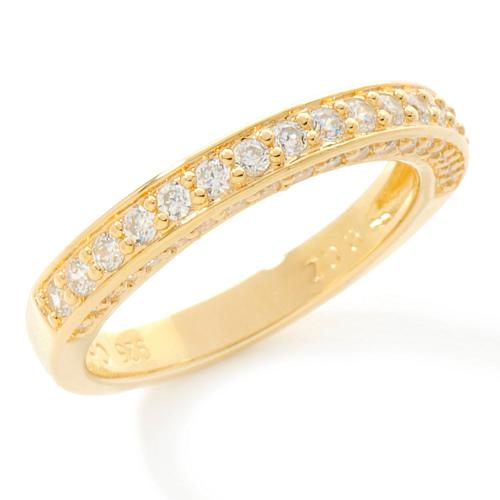 .70ct Absolute™ Pavé-Set 3-Side Band Ring