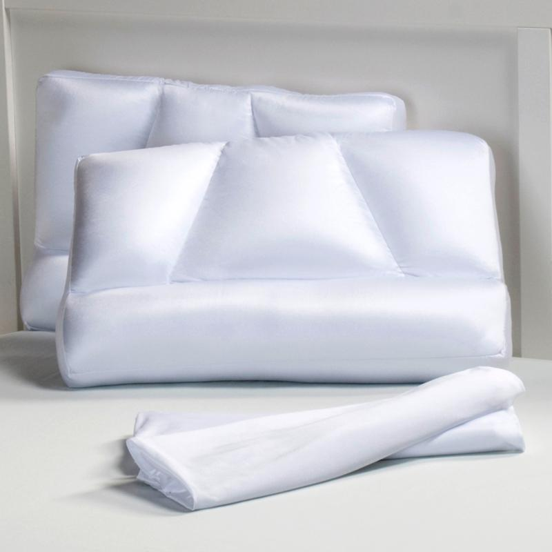 Tony Little Tony Little DeStress Micropedic Sleep Pillows 2-pack by HoMedics - Jumbo
