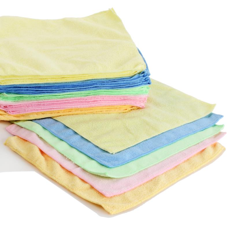 Dura Fiber Dura Fiber 50-pack of Microfiber Cleaning Cloths
