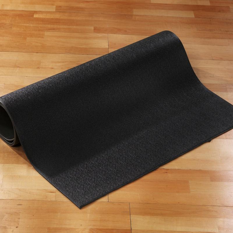 HSN Equipment Floor Mat in Black Vinyl