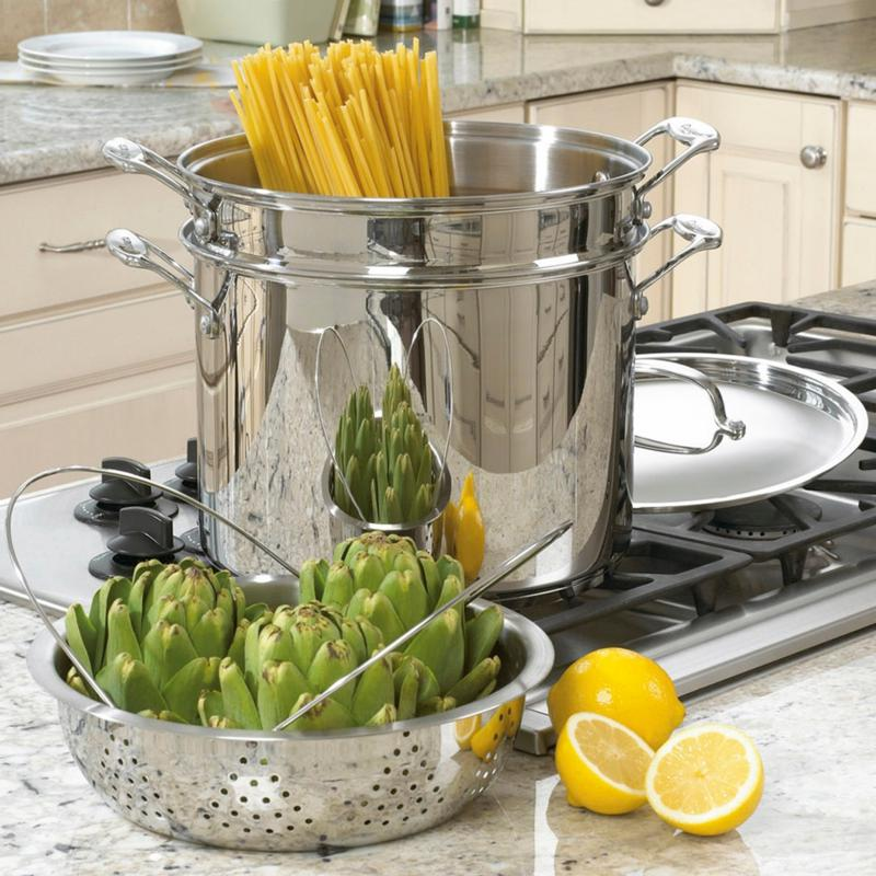 Cuisinart Cuisinart Chef's Classic 12qt Pasta and Steamer Set