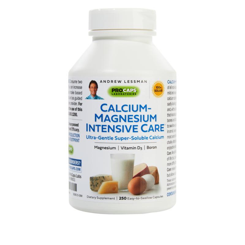 Andrew Lessman Calcium-Magnesium Intensive Care - 250 Capsules