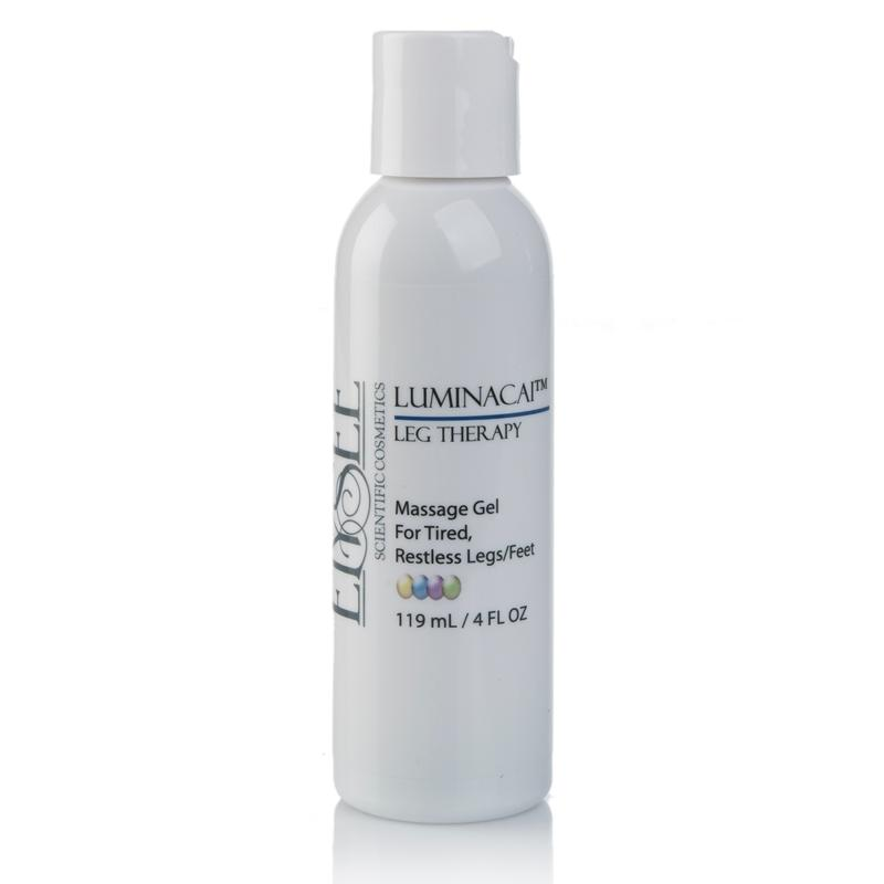 HSN Luminacai Leg Therapy Massage Gel