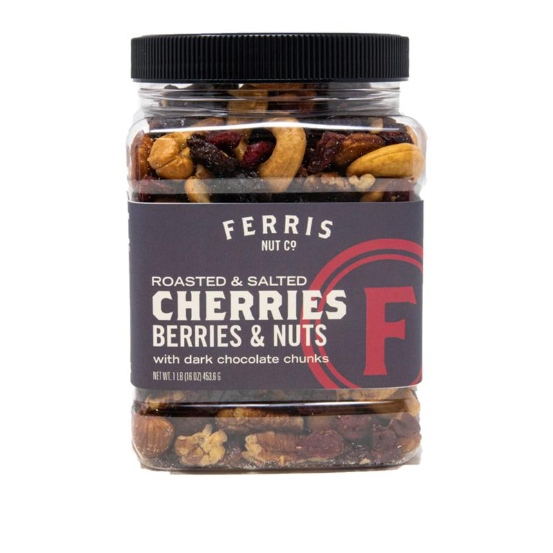 Ferris Coffee & Nut Co. 3lb Cherry, Berry and Nut Mix - Roasted and Salted - Auto-Ship
