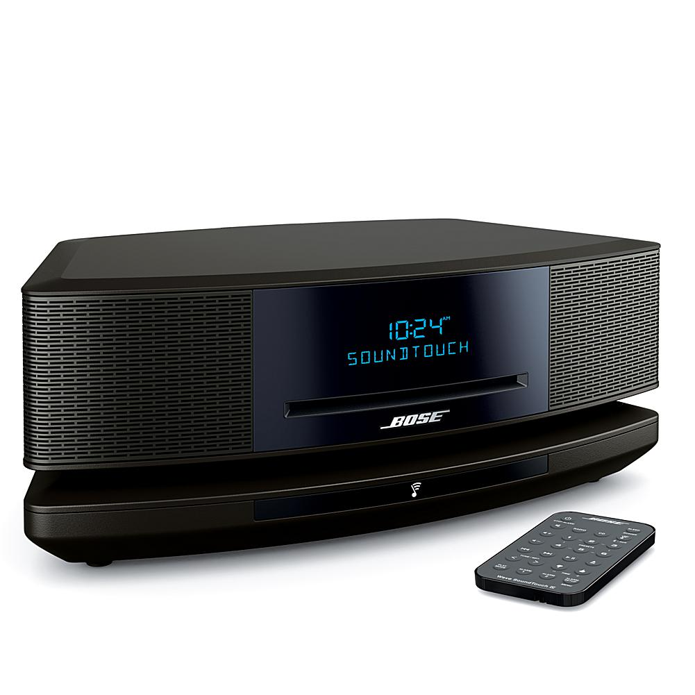 Bose Wave SoundTouch Music System IV With CD Player And Dual Alarm