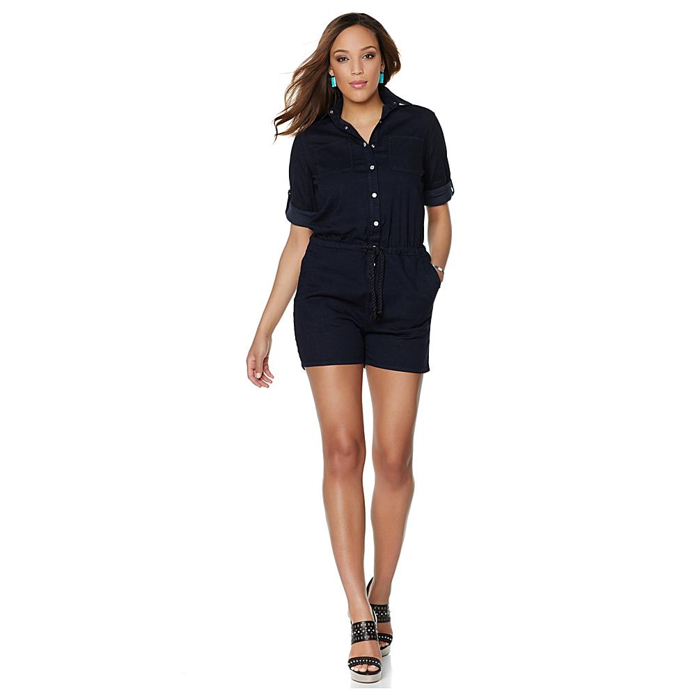 Wendy Williams Denim Romper