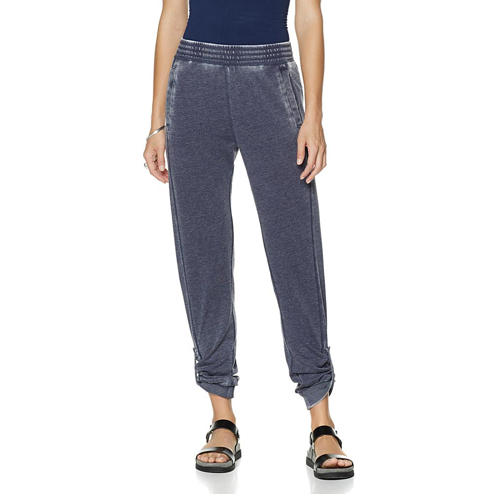 Wendy Williams Burnwash French Terry Pant