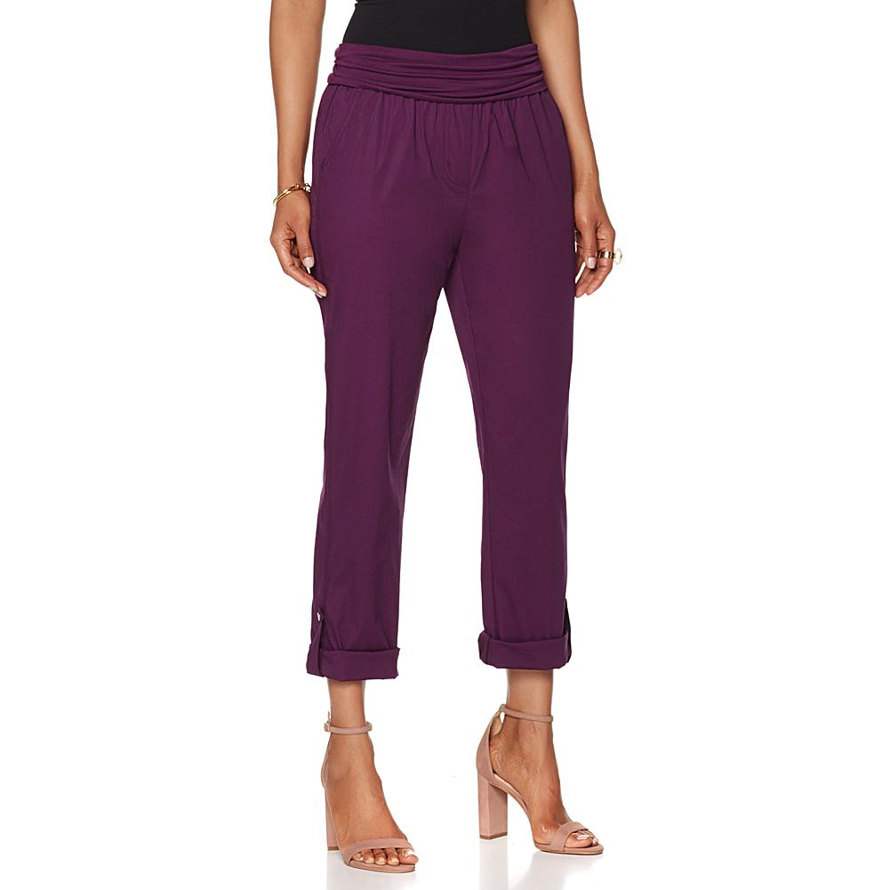 Wendy Williams Foldover Pant