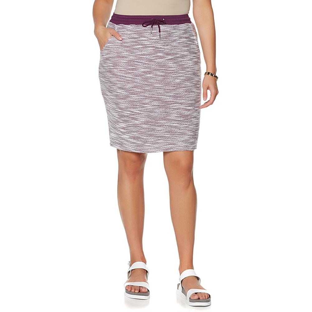 Wendy Williams Boucle Knit Skirt