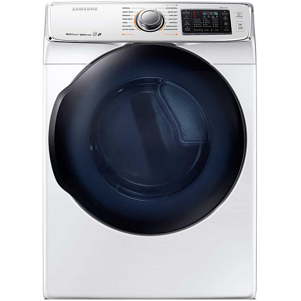 Samsung 7 5 cu ft 7500 series front load electric dryer for Samsung front load washer motor